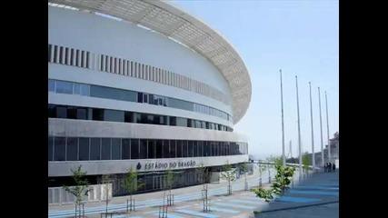 Вижте къде ще играе Цска на 15 декември - Estadio Do Dragao стадиона на Порто