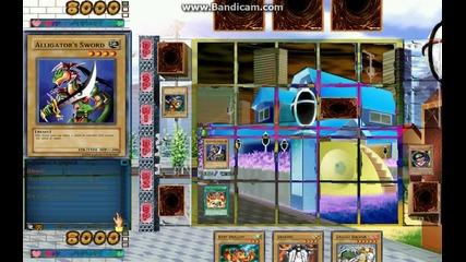 yu-gi-oh gameplay i ot kade da svalim Shank 2 :)