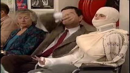 Мистър Бийн в болницата