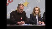Корнелия Нинова и Сергей Станишев за поскъпването