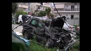 Колата На Пантелис След Катастрофата