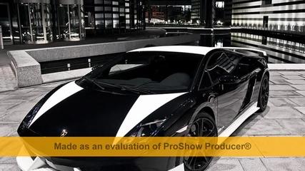 Proshow Fast Cars Slideshow by crazyttu