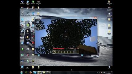 Minecraft Gameplay #2 [with l0w_rid3]
