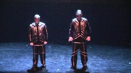 Танц От Класа-robotboys Dubstepic