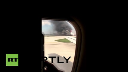 USA: Boeing 767 catches fire at Fort Lauderdale-Hollywood International Airport