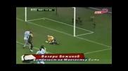 Manchester City 2 - 0 Aalborg 12.03.09