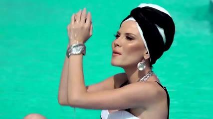 Теодора - Два през нощта ( Official Video ) 2011
