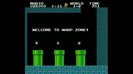 Super Mario Metal Style