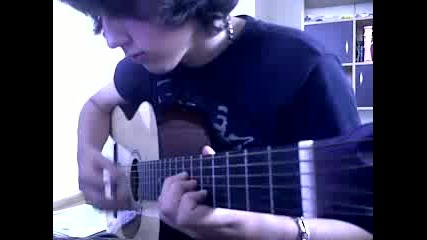 evanescence - my immortal acoustic cover