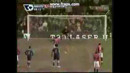 Manchester United 1:0 Everton - Highlights