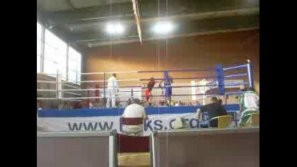 Бокс Евгени Борисов - Rocky