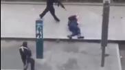 Кадри от атентата в Париж