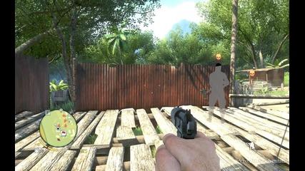 Far Cry 3 Assasination clip