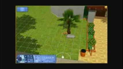 The Sims 3 - Building a House 11 - Tangerine Villa - Part 1 - Architecture