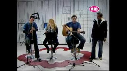 Peggy Zina - Sti Saloniki Unplugged
