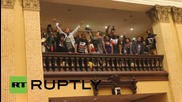 USA: Twelve BLM activists arrested after occupying Baltimore City Hall