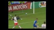 Полша - Харватия 0:1 Класнич Гол