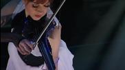 Прекрасно изпълнение на Lindsey Stirling & Lzzy Hale - Shatter Me в Америка търси талант 2014