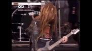 Sepultura - Refuse / Resist - Live at Donington