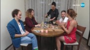 Виолета Асенова посреща гости - Черешката на тортата (27.06.2018)