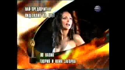 Първи годишни награди на телевизия Планета - част 4