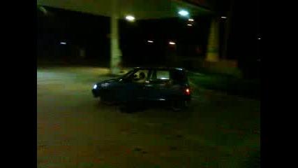 Daewoo Tico Drujba Shell Drift 1