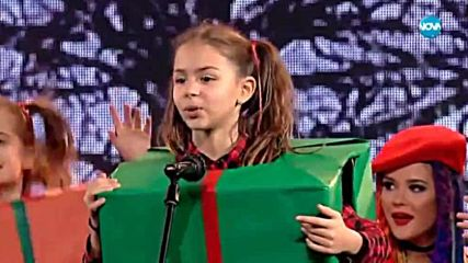 Бон-Бон - Чуден сън - X Factor - Коледен концерт (24.12.2017)