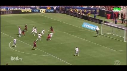 Манчестър Юнайтед - Барселона 3-1