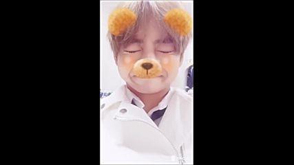 Bts Taehyung Bear