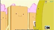 Adventure Time - Време за приключения - Сезон 6 Епизод 3 - James Ii - Джеймс Втори