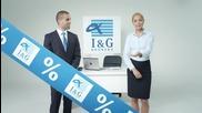 Реклама I&g Brokers - Враца