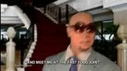 Pitbull - Hotel Room Service Официална Пародия