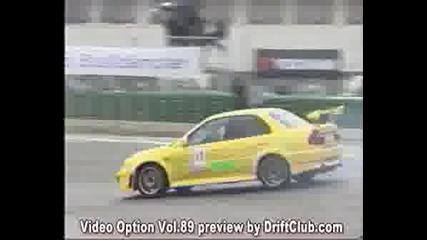 Mitsubishi Lancer Evo Vi Drift