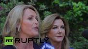 Australia: Geert Wilders heckled at launch of Australian anti-Islam party