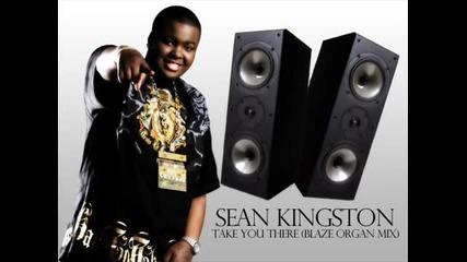 Sean Kingston - Take You There (blaze Organ Mix)