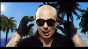 Flo Rida - Can't Believe It ft. Pitbull ( Official Video) превод