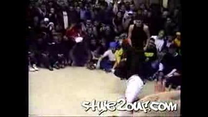 Breakdance Benji Vs Junior