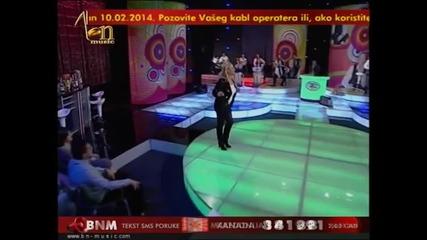 Vesna Zmijanac - Pevajte mi pesme - BN koktel - (TV BN 2011)