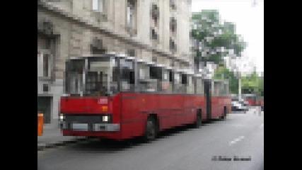 Ikarus 280т в Будапеща