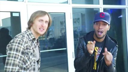 Hd! David Guetta feat Kid Cudi - Memories (official videoclip)