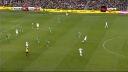 Ирландия - Германия 1:0