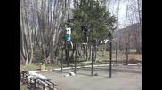 Street Fitness in Bg - Ресилово ! ! !
