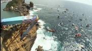 Най-добрите скокове от скала, световно първенство 2014, Португалия