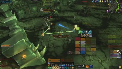 01.method vs Hellfire Assault Mythic