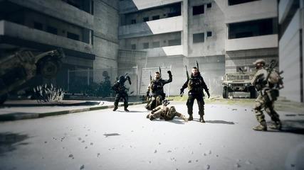 Harlem Shake вече и в Battlefield 3