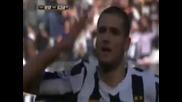 Сиена измъкна 3:3 от Юве във феноменален мач