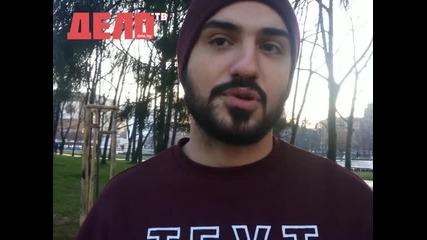 Пламен Богданов пред Delo Tv: Имам оферта за порно