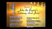 Евангелие от Йоан. Галва 1 - 3 / Gospel of John, Chapters 1 - 3