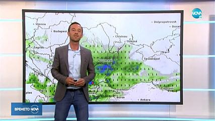 Прогноза за времето (31.10.2019 - обедна емисия)