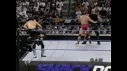 W W F Smackdown.08.16.2001 Таджири и Уилям Ригал с/у X - Пак и Албърт